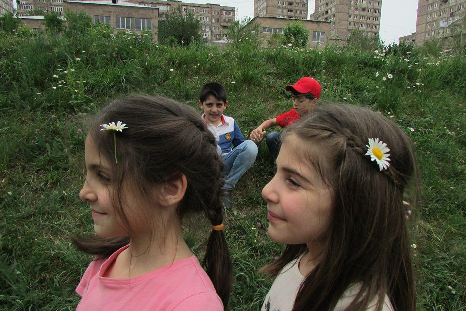 Էրթանք ծաղիկ քաղելու