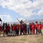 «Անկախության տոնը Ապարանի ջրամբարում»։ Քայլարշավ դեպի Թուխ Մանուկ